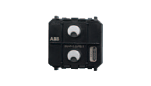 Switch/blind actuator, 1/2gang + 1 blind actuator